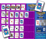 #Free# Five Card Deluxe #Online #Game
