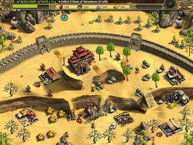 Free Building The Great Wall Of China Game Download At