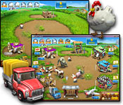 #Free# Farm Frenzy 2 #Online #Game