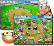 #Free# Farm Frenzy Pizza Party #Online #Game