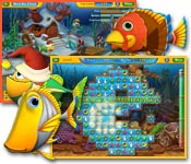 #Free# Fishdom: Seasons Under the Sea #Online #Game