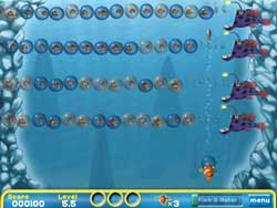 Bubblefish Bob Screenshot 1