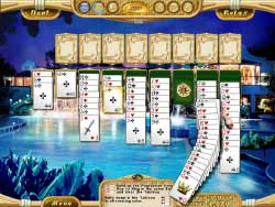 Dream Vacation Solitaire Screenshot 1