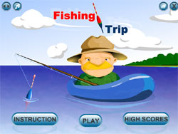 Fishing Trip Screenshot 1